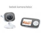 BEBEK KAMERA/TELSİZ