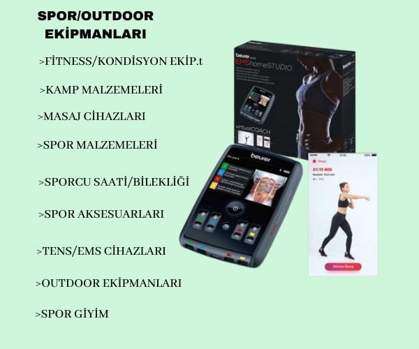 SPOR/OUTDOOR EKİPMANLARI