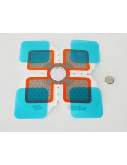 Beurer EM 20 Six pack Cihazı Yedek Elektrodlar 4'lu EMS pedi