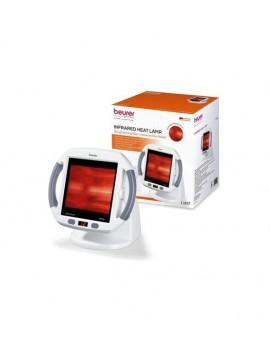 Beurer IL 50 İnfraruj / Kızılötesi Ultraviole Lamba Profesyonel Soğuk algınlığı ve kas gerginliği için yatıştırıcı ısı