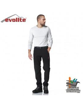 Evolite Bay Blackhole Softshell Pantolon
